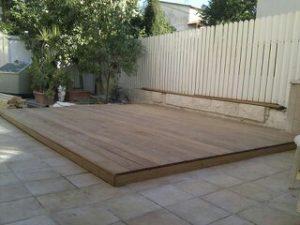 בניית דקים מעץ